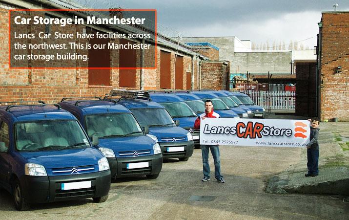 Car Storage Manchester Airport